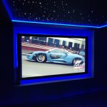Bespoke screens and starscape ceilings