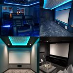 A selection of our cinema rooms